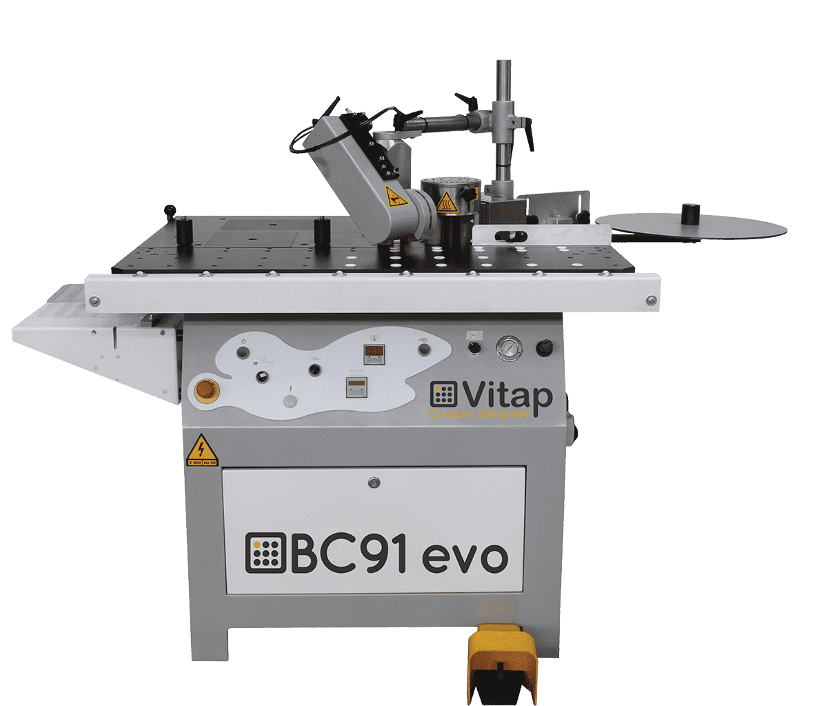 Vitap | Our wood edgebanding machines