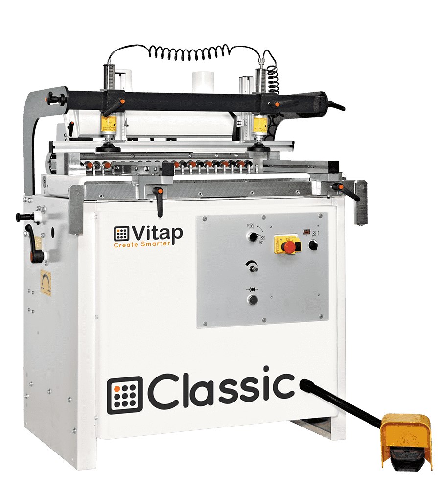 Vitap - Boring Machines for small/medium production